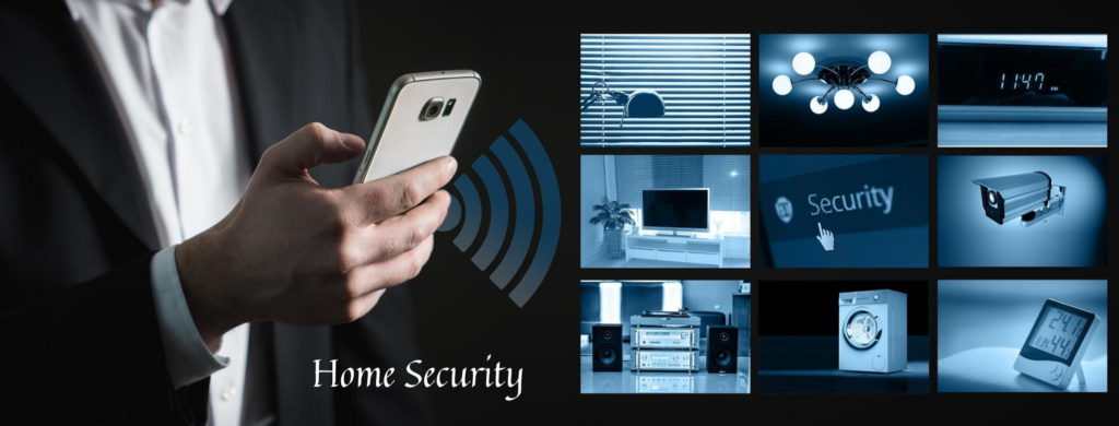 Do Hone security with a Smartphone