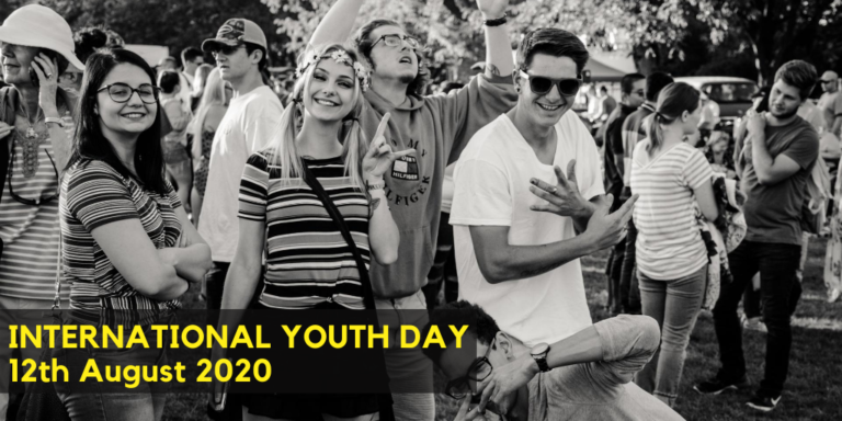 Happy International Youth Day 2020|12th August|Theme, Quotes, Images, Slogan & Celebrations|