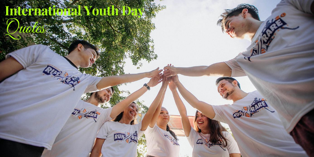 Happy International Youth Day 2020 Quotes