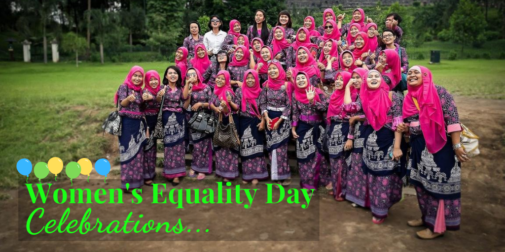 Women's Equality Day celebrations