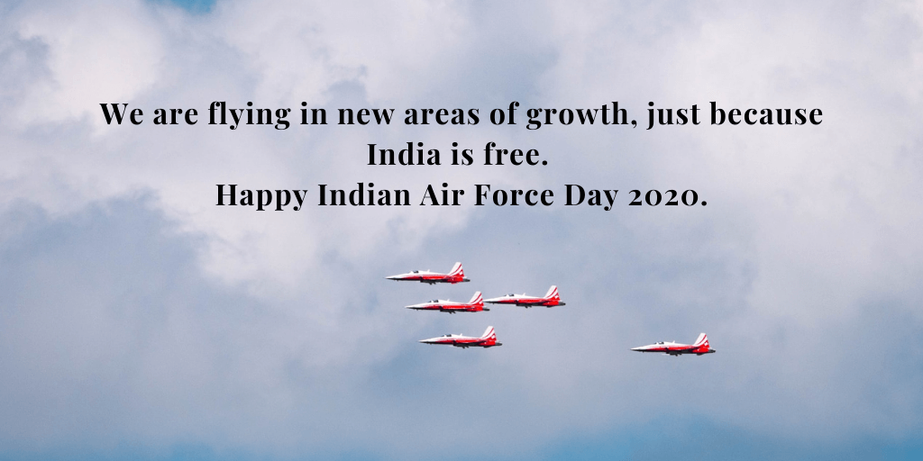 Image of air force day