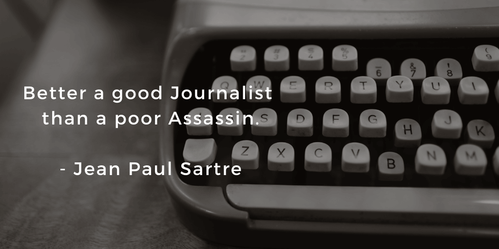 journalism day quotes